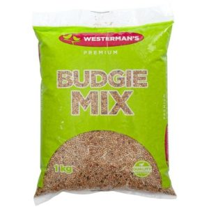 Budgie Seed 1kg