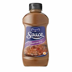Sauce For Dogs Boerewors 500Ml