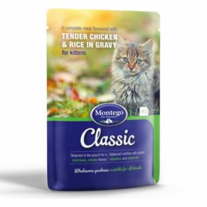 Cat Food Wet Kitten Chicken 85G