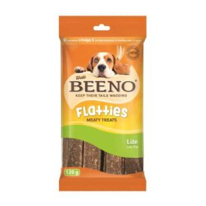 Beeno Flatties Healthy Choice 120G