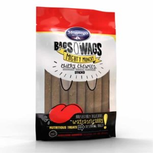 Bag O'Wags Chewies Chicken Sticks 120G