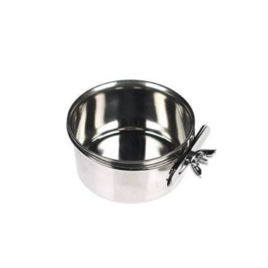 S/Steel Coop Cup With Clamp