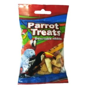Parrot Treats - Polly Crackers (Pre Packed 10)