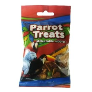 Parrot Treats - Veggie Mix (Pre Packed 10)